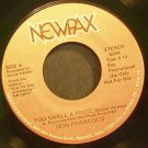 DON FRANCISCO~Too Small a Price (Edited Version)~Newpax 5344 (Gospel) Promo VG++ HEAR 45