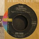 KEN DODD~Tears~Liberty 55835  45