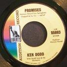 KEN DODD~Promises~Liberty F-55893 DJ Promo VG+ 45