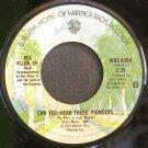 REX ALLEN, JR.~Can You Hear Those Pioneers~Warner Bros. 8204 Rare 45