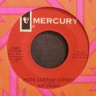 ROY DRUSKY~White Lightnin' Express~Mercury 72471 Canada 45