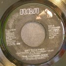 THE YOUNGBLOODS~Get Together~RCA 0847 (Psychedelic Rock) VG++ 45