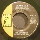 THE 5TH DIMENSION~Workin' On a Groovy Thing~Soul City 776 (Soul) VG+ 45
