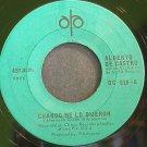 ALBERTO DE CASTRO~Cuando Me Lo Dijeron~ALFA 010 Rare VG+ HEAR 45