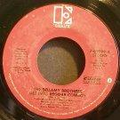 BELLAMY BROTHERS~Get Into Reggae Cowboy~Elektra 69999  45