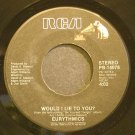 EURYTHMICS~Would I Lie to You?~RCA 14078 (Synth-Pop) VG+ 45