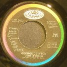 GEORGE CLINTON~Double Oh-Oh~Capitol 5473 (Funk)  45