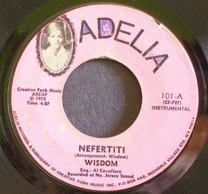 WISDOM~Nefertiti~Adelia 727 (Soul)  45