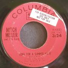 MITCH MILLER~Song for a Summer Night~Columbia 43053 (Big Band Swing) Rare 45