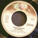 POINTER SISTERS~Automatic~Planet 13730 (Electro) VG+ 45