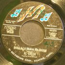 AL GREEN~Sha-La-La (Make Me Happy)~Hi 2274 (Soul)  45