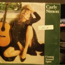 CARLY SIMON~Coming Around Again~Arista 9525 (Synth-Pop) VG++ 45