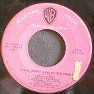 EDWARD BYRNES & CONNIE STEVENS~Kookie, Kookie (Lend Me Your Comb)~Warner Bros 5047 45