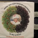 ELMO & PATSY~Grandma Got Run Over by a Reindeer~EPIC 05479 VG+ 45