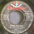 FABIAN~Hound Dog Man~Chancellor 1044  45