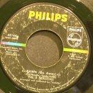 THE FOUR SEASONS~Dawn (Go Away)~Philips 40166 (Soft Rock)  45