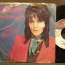 JOAN JETT & THE BLACKHEARTS~I Love Rock 'N Roll~Boardwalk 11-135 (Hard Rock) VG++ 45