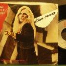 KIM CARNES~Draw of the Cards~EMI America 8087-KC VG+ 45