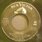 KITTY KALLEN~Star Eyes~RCA Victor 8185  45