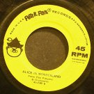 PETER PAN PLAYERS~Alice in Wonderland~Peter Pan 565 (Children)  45
