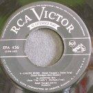 RALPH FLANAGAN~Ralph Flanagan Requests~RCA Victor 436 (Big Band Swing)  45 EP