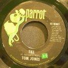 TOM JONES~Till~Parrot 40067  45