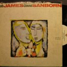 BOB JAMES & DAVID SANBORN~Double Vision~Warner Bros. 25393 (Jazz) VG+ LP
