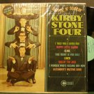 KIRBY STONE FOUR~Rippin' n' soarin'~Coronet 256 (Lounge Act) Mono M- LP