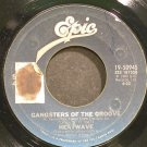 HEATWAVE~Gangsters of the Groove~EPIC 50945 (Disco) VG+ 45
