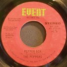 THE PEPPERS~Pepper Box~Event 213 (Disco) VG+ 45