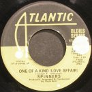 SPINNERS~One of a Kind (Love Affair)~Atlantic 13143 (Funk)  45