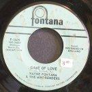 WAYNE FONTANA & THE MINDBENDERS~Game of Love~Fontana 1509 (British Invasion)  45