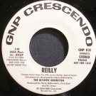 OLYMPIC ORCHESTRA~Reilly~GNP Crescendo 831 (OST) Promo VG++ 45