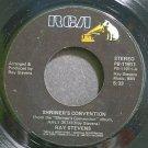 RAY STEVENS~Shriner's Convention~RCA 11911 (Soft Rock) VG++ 45
