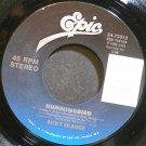RICKY SKAGGS~Hummingbird~EPIC 73312 VG+ 45