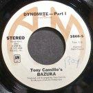 TONY CAMILLO'S BAZUKA~Dynomite~A&M 1666-S (Funk) VG++ 45