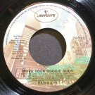 BAR-KAYS~Move Your Boogie Body~Mercury 76015 (Disco) VG+ 45