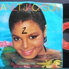 JANET JACKSON~Young Love~A&M 2440-S (Soul) VG+ 45