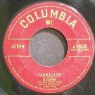 JO STAFFORD~Jambalaya~Columbia 39838 (Jazz Vocals) Rare 45