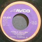 THE STYLISTICS.~Betcha by Golly, Wow~Avco 4591 (Soul)  45
