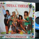 TOTO COELO~I Eat Cannibals~Chrysalis 42669 (New Wave) VG+ 45
