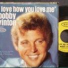 BOBBY VINTON~I Love How You Love Me~EPIC 10397 VG+ 45