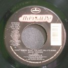 CINDERELLA~Don't Know What You Got (Till it's Gone)~Mercury 644-7 (Arena Rock)  45