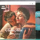 NELSON RIDDLE~The Tender Touch, Part 1~Capitol 1-753 (Easy Listening) Rare 45 EP