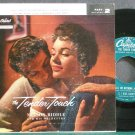 NELSON RIDDLE~The Tender Touch, Part 2~Capitol 2-753 (Easy Listening) Rare VG+ 45 EP