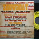 VARIOUS~Here Comes the Showboat, Vol. 1~EPIC 7181 (OST) VG+ 45 EP