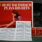 "BURT BACHARACH~Plays His Hits~Kapp 10001 Rare VG+ 7"" 33 RPM Mini LP, EP"