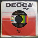 LITTLE JIMMY DICKENS~I Love Lucy Brown~Decca 32253 VG++ 45