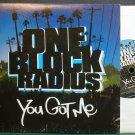 ONE BLOCK RADIUS~You Got Me~Mercury 16921-7 Promo Rare VG++ 45