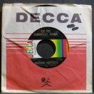 OSBORNE BROTHERS~Cut the Cornbread, Mama~Decca 32325 VG++ 45